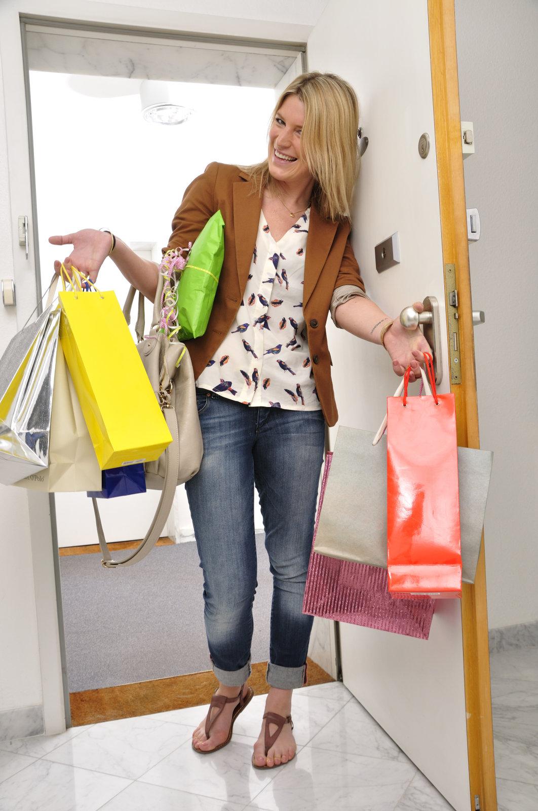 Casual Shopping!
