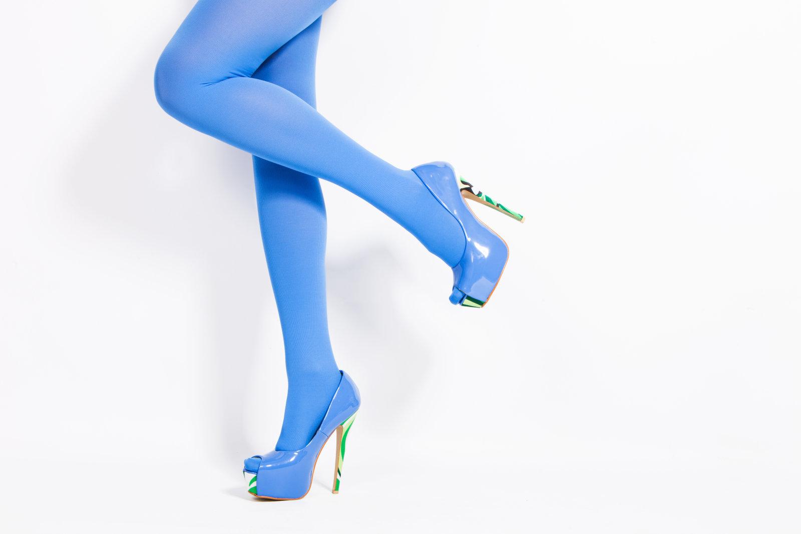 Heels & Tights!