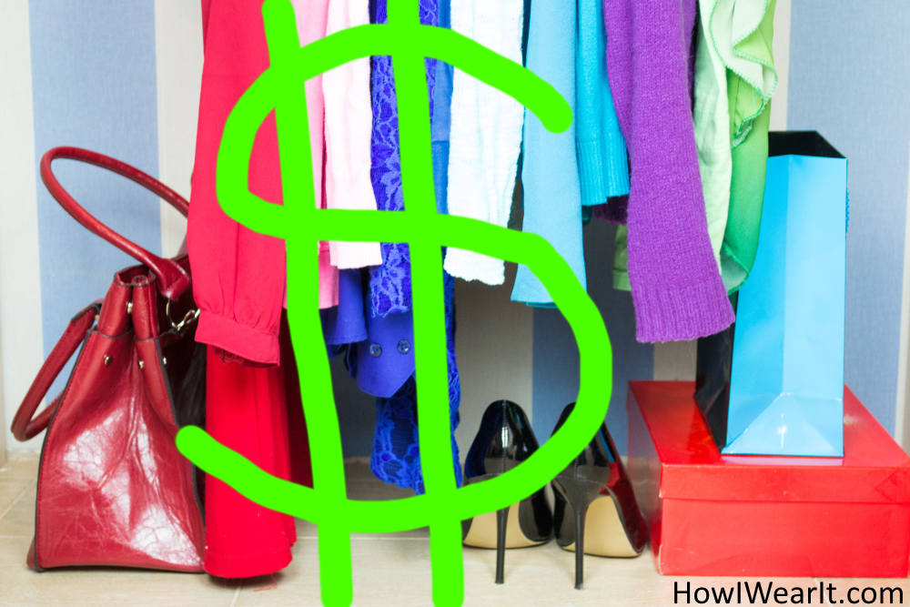Earn Money From Clothes In Your Closet How I Wear It