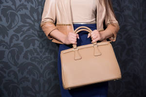 Sleek Handbag