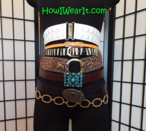 """<a href=""""https://youtu.be/VteUEoO9jHY""""><b>Womens Belts~ How I Wear It</b></a>"""