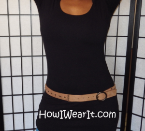 Accentuate those hips!