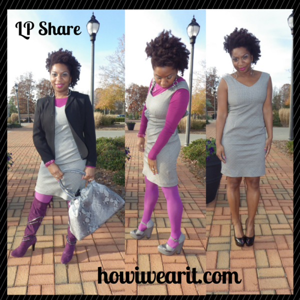 One Dress Worn 3 Ways LP Share How I Wear It